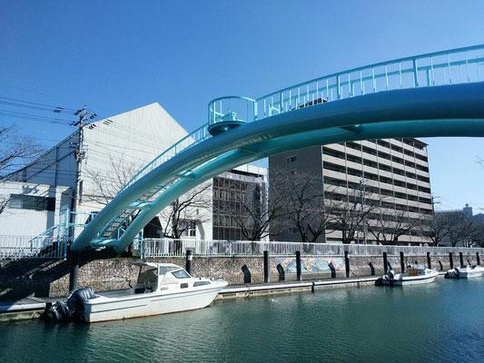堀川水管橋