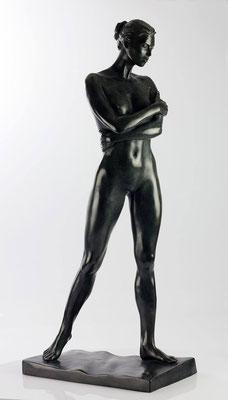 La Plage - Bronze  H 72 cm