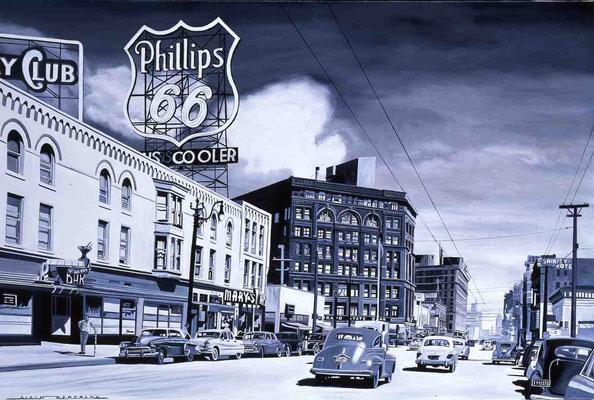Philips 66  130 X 97 cm