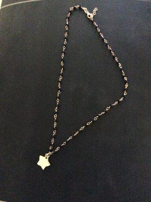 Catena rosario con pendente
