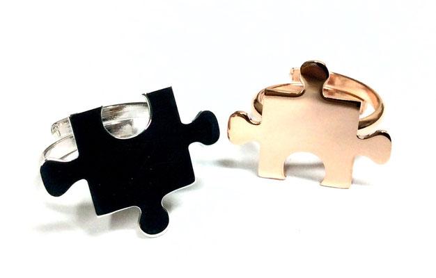 Anelli regolabili Puzzle