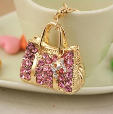 Portachiavi bijoux borsetta