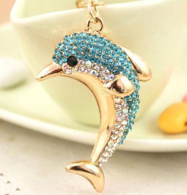 Portachiavi bijoux delfino