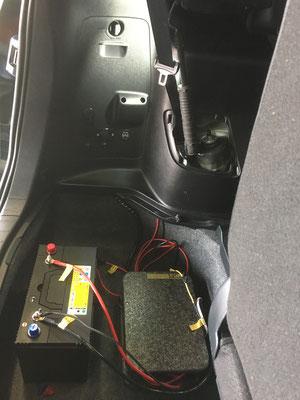 ノア・ヴォクシー・エクスファイア・車中泊に必要なサブバッテリーシステムはトランポ関東へお任せ