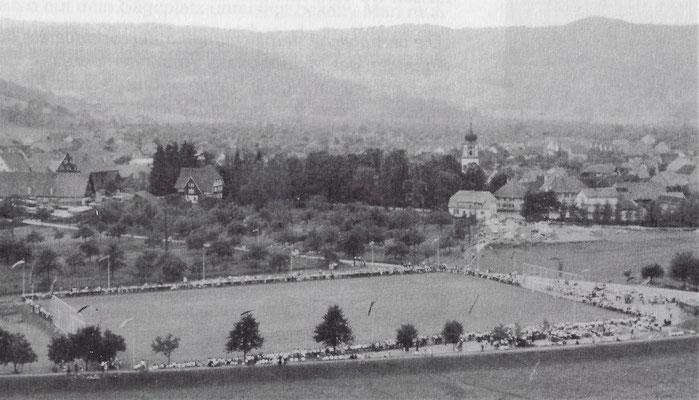 Sportplatzanlage 1959