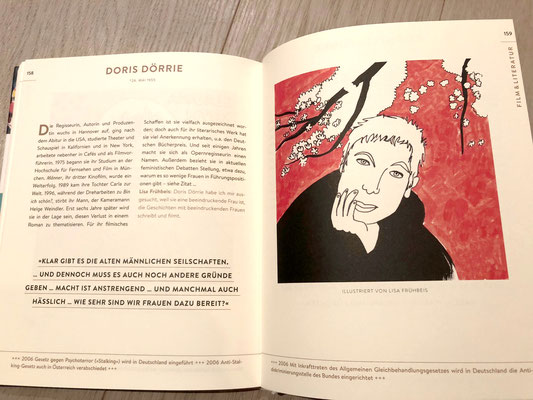 Doris Dörrie Illustriert von Lisa Frühbeis