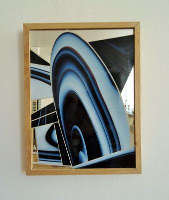 24x32 cm // Zam-création // Black&White #2