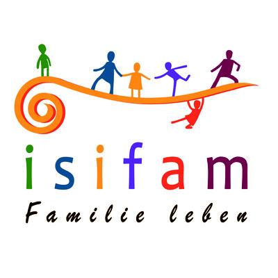 Auftragsarbeit Logo für ein Familienintegratives Institut