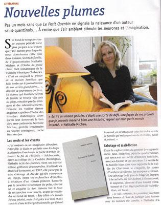 Petit Quentin - Juillet/Aout 2004 - Page 1
