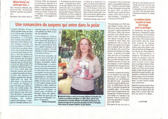 Le courrier des Yvelines - 13 juillet 2011 - page 2