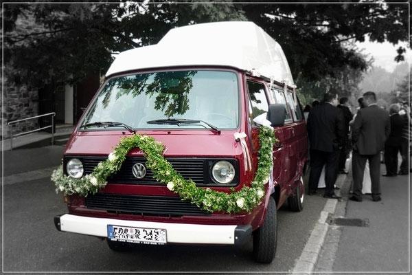 Brautwagen