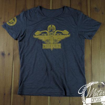MotorCircus T-Shirt GoldRider