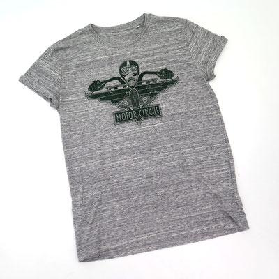 Motor Circus T-Shirt Green Rider