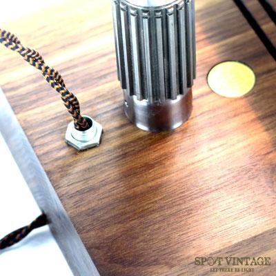 SpotVintage Motorrad Lampen
