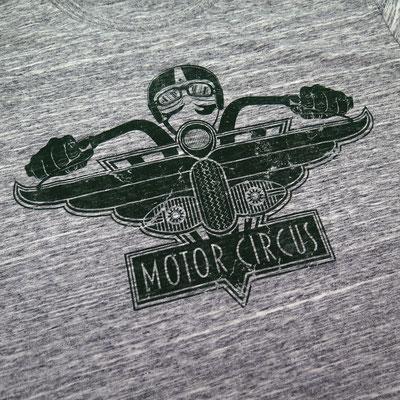 Green Motor Circus Rider