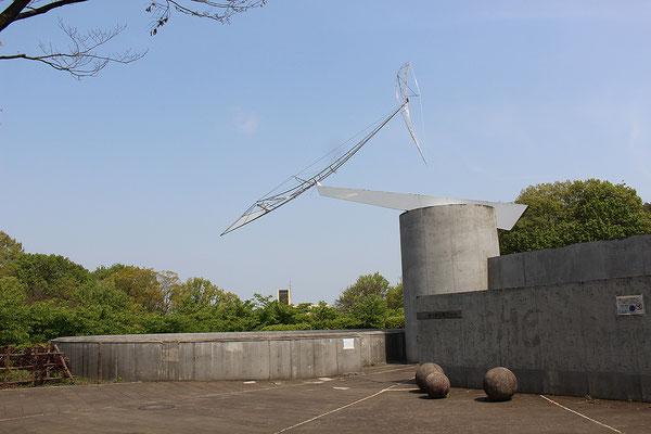 茅ヶ崎公園プール・彫刻