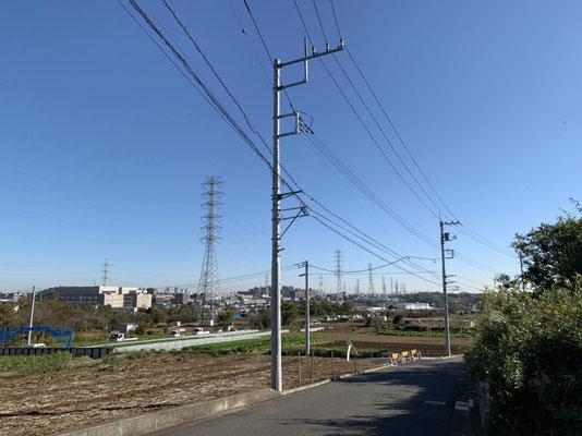東方農専地区鉄塔