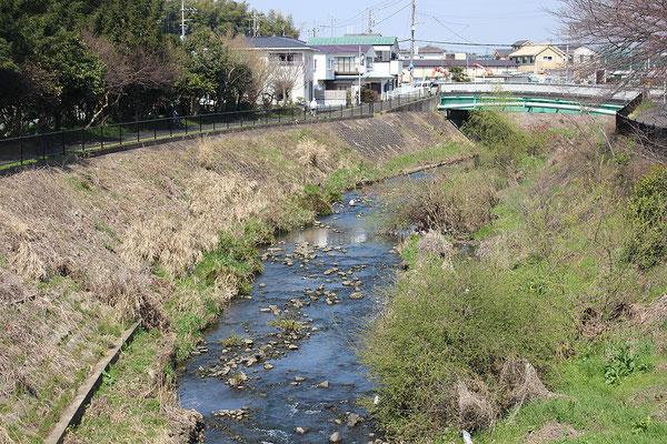 矢崎橋付近