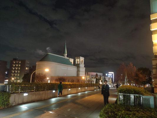 センター南夜景