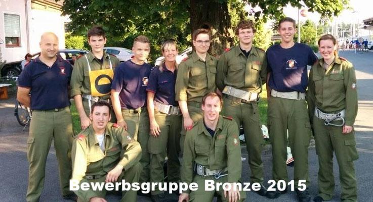 Bewerbsgruppe Bronze 2015