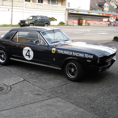Mustang - Racing Team