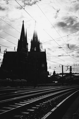 Dom von der Hohenzollerbrücke - Sven Brandenburg