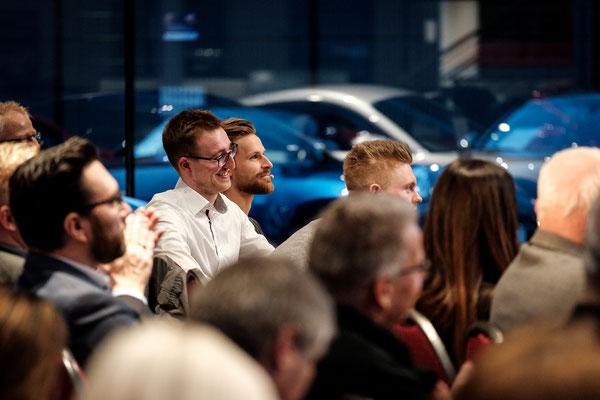 MituntMitunternehmer Südwestfalen  - Event im Porsche Zentrum Siegen - Copyright Sven Brandenburgernehmer Südwestfalen  - Event im Porsche Zentrum Siegen - Copyright Sven Brandenburg