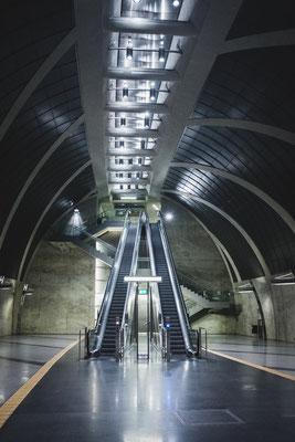 U-Bahnhof Heumarkt - Sven Brandenburg
