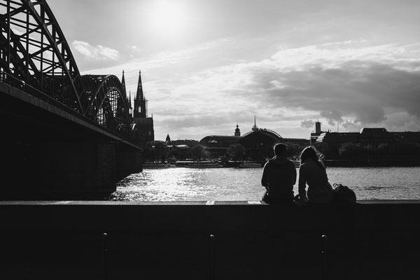 Hohenzollernbrücke - Sven Brandenburg