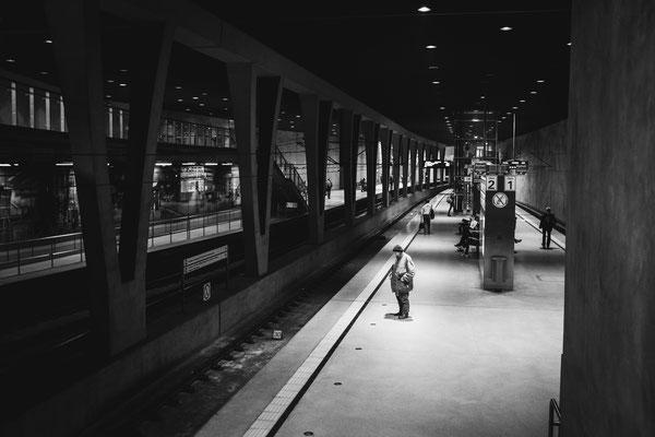 Haltestelle Breslauer Platz am Hauptbahnhof  - Sven Brandenburg