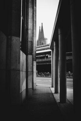 Dom vom Hauptbahnhof - Sven Brandenburg