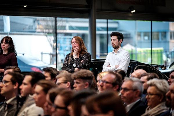 Mitunternehmer Südwestfalen  - Event im Porsche Zentrum Siegen - Copyright Sven Brandenburg