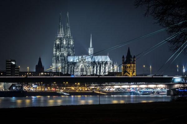 Dom bei Nacht - Sven Brandenburg
