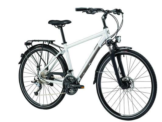 vélo ville homme tout équipé