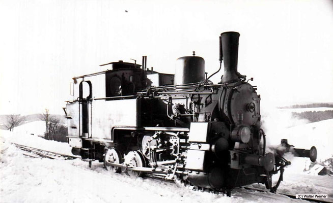 "Zahnradbahn ""Mariechen"" - St. Andreasberg"