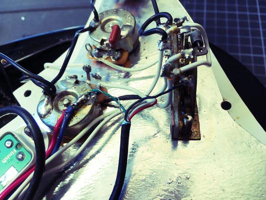 Stratocaster modded - geartalks Webseite!