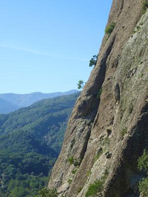 Aspromonte Nationalpark Trekking Kalabrien