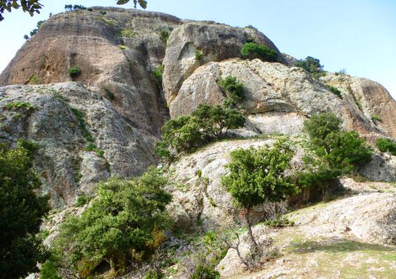 Wandern im Aspromonte Nationalpark Kalabrien