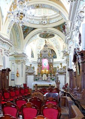 Kirche der Schmerzensmadonna, Serra San Bruno, Kalabrien