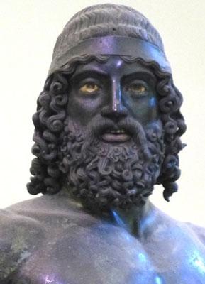 Bronzekrieger von Riace, Kalabrienausflug nach Reggio & Scilla