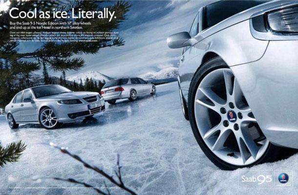 Färdig Annons, Saab, Lowe Brindfors