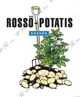 Rossö-Potatis, Rossön. 0624-204 44