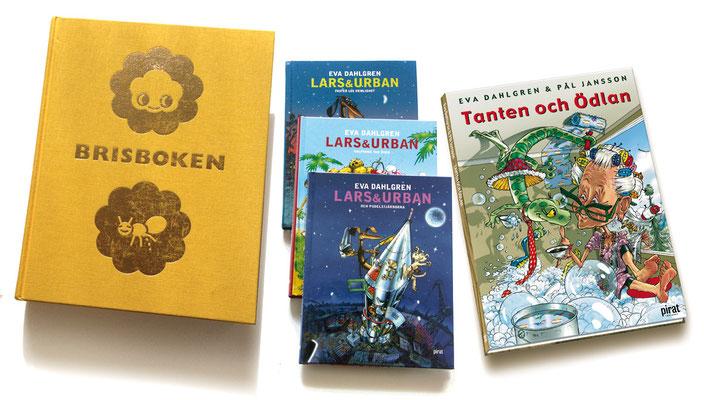 """BRIS boken """"Svennes bästa vän"""" av Barbro Lindgren"""