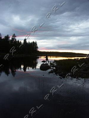 Fiske i Rörströmsälven