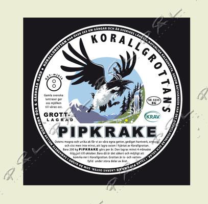Korallgrottans PIPKRAKE, Frostviken