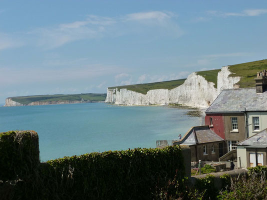 Aussicht vom Beachy Head