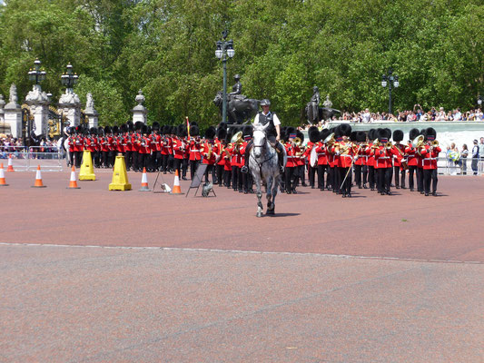 Changing The Guards
