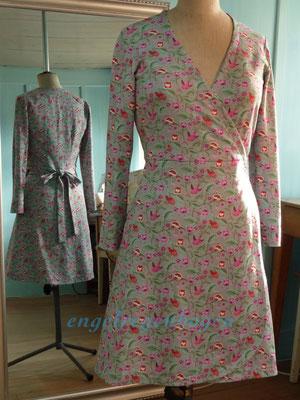 Wickelkleid, Twisted Dress