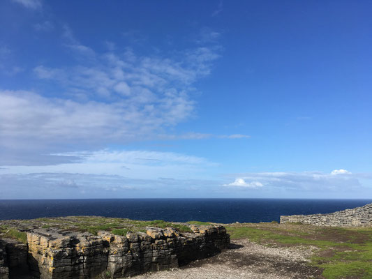 Dún Aonghasa, Aran Islands, Irland