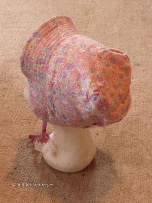 Babyhäubchen, Baumwolle, bestbewährtes Modell seit über 50 Jahren!